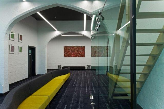Uni SA's Heritage listed Brookman Building upgrade: Builder – Partek Construction and Interiors